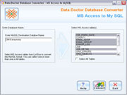 MS Access to MySQL Converter
