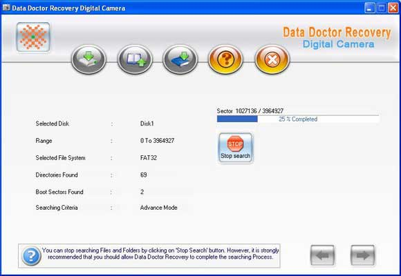 Undelete Digital Camera Files 3.0.1.5