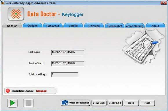 Remote Keylogger Software Ex 3.0.1.5