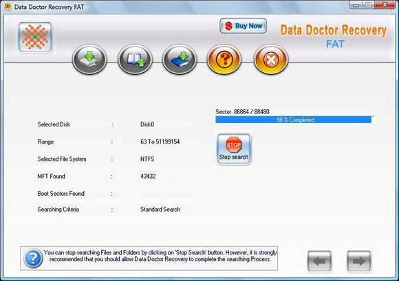 Windows 7 FAT Data Recovery 3.0.1.5 full