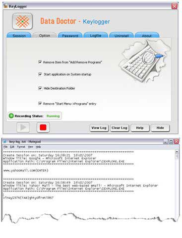 Keyboard Surveillance Software 3.0.1.5
